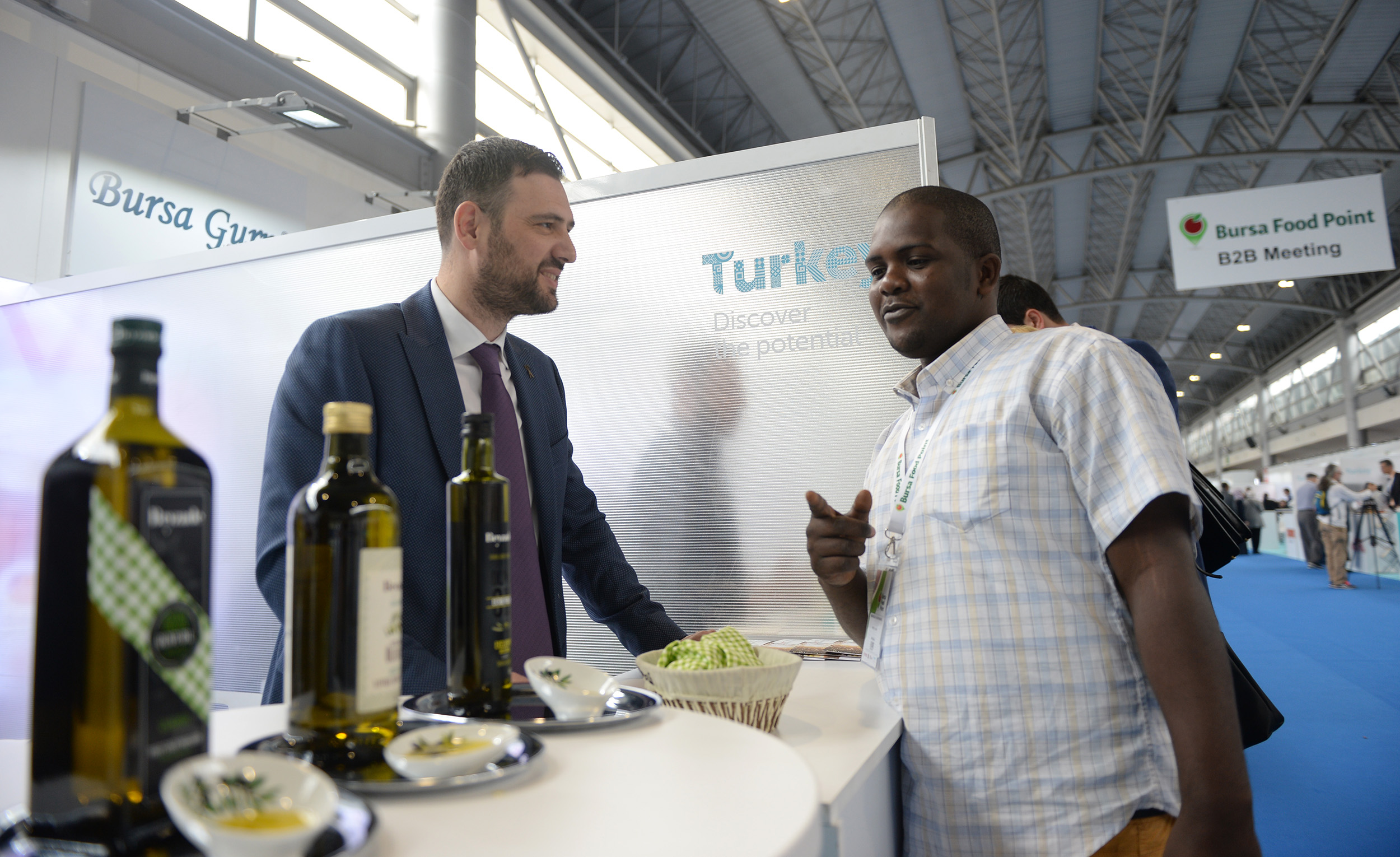 Bursa Food Point 4th Buyers